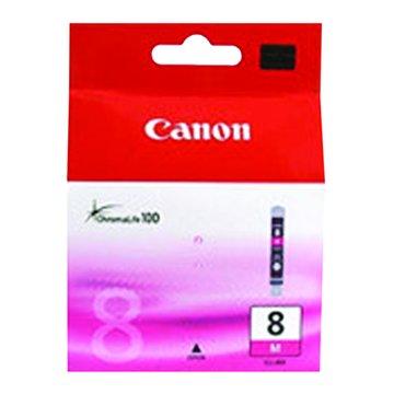 Canon 佳能CLI-8M 紅色墨水匣