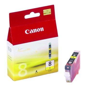 Canon 佳能CLI-8Y 黃色墨水匣