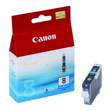 Canon 佳能CLI-8C 藍色墨水匣