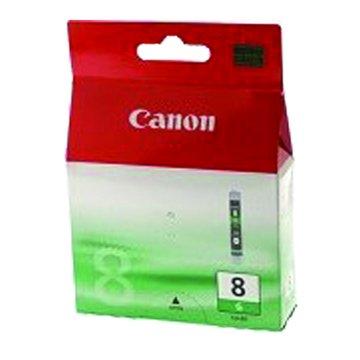 Canon 佳能CLI-8G 綠色墨水匣