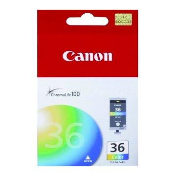 Canon 佳能CLI-36 彩色墨水匣