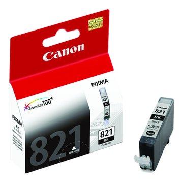 Canon 佳能CLI-821BK 淡黑色墨水匣
