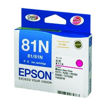 EPSON 愛普生T111350(81N XL) 紅色墨水匣