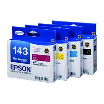 EPSON 愛普生T143151 黑色墨水匣