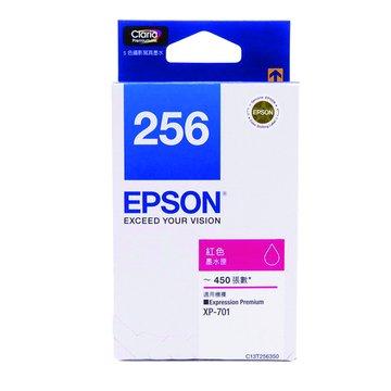 EPSON 愛普生T256350(256) 紅色墨水匣