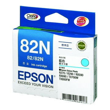 EPSON 愛普生T112250 藍色墨水匣