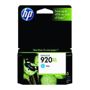 hp 惠普CD972AA(920XL) 藍色墨水匣