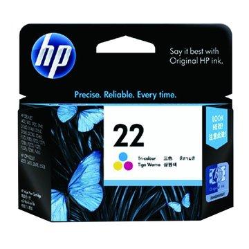 hp 惠普 Q8892AA(22+相紙組合包) 彩色墨水匣