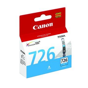 Canon 佳能CLI-726C 藍色墨水匣