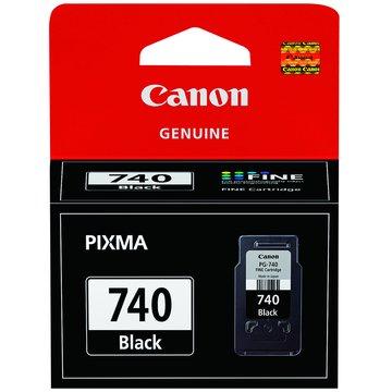 Canon 佳能PG-740(含噴頭) 黑色墨水匣