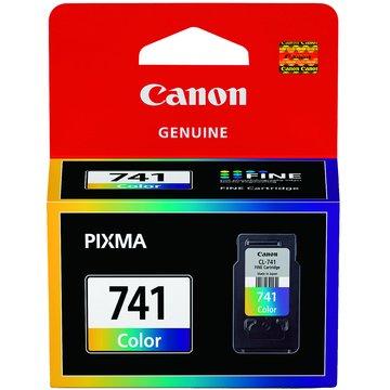 Canon 佳能CL-741 彩色墨水匣