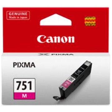 Canon 佳能CLI-751M 紅色墨水匣