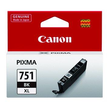 Canon 佳能CLI-751BK XL 黑色墨水匣