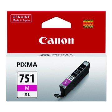 Canon 佳能CLI-751M XL 紅色墨水匣