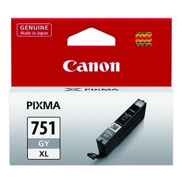 Canon 佳能CLI-751GY XL 灰色墨水匣