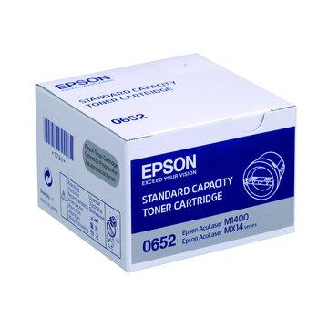 EPSON 愛普生S050652 黑色碳粉匣
