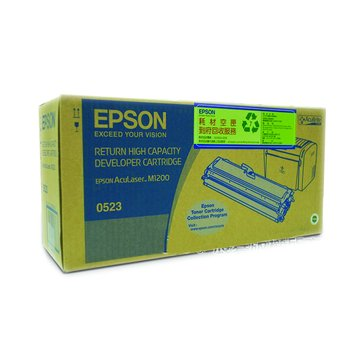 EPSON 愛普生S050523 黑色碳粉匣