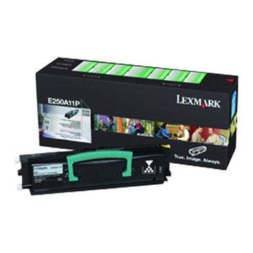 LEXMARK 美商利盟 E250A11P 黑色碳粉匣