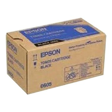 EPSON 愛普生S050605 黑色碳粉匣