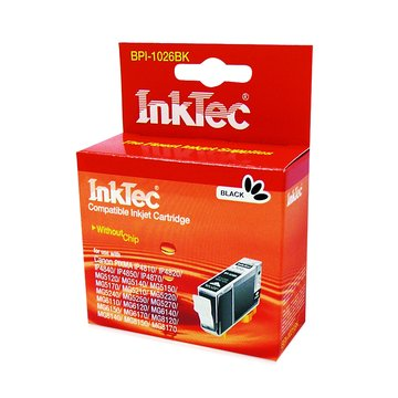 InkTec 偉橋副廠墨匣BPI-1026BK
