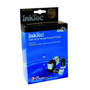 InkTec 偉橋HPI-7016D防水黑色填充
