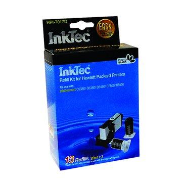 InkTec 偉橋HPI-7017D黑色不防水