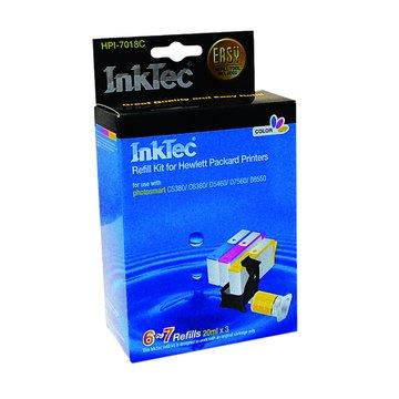 InkTec 偉橋HPI-7018C彩色填充液