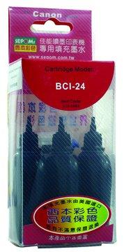 SEPOMs 西本BCI-24BK黑填充墨水