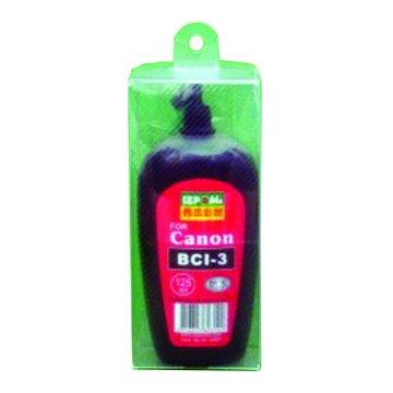 SEPOMs 西本BCI-3eBK 黑125cc填充墨水