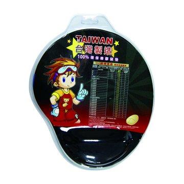 PC Park 黑/MPAD-001環保護手鼠墊