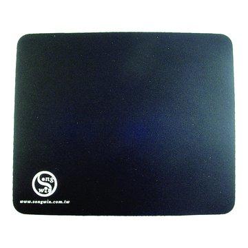 Songwin MSP-OM超防滑版光學滑鼠專用鼠墊(黑)