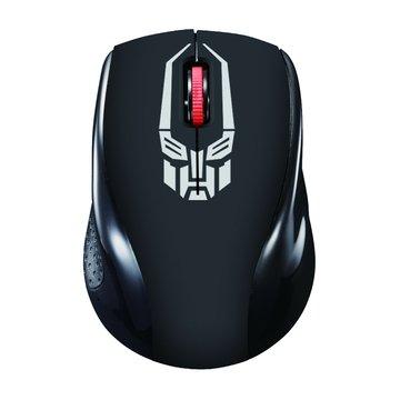 WINTEK 文鎧 黑/1100戰神無線光學滑鼠