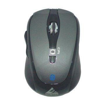 WINTEK 文鎧6100 藍牙無線光學鼠(黑)