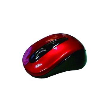 WINTEK 文鎧 紅/WS80U神鷹光學滑鼠/USB