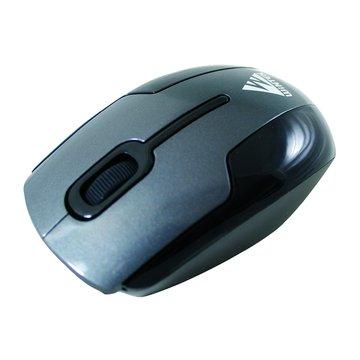 WINTEK 文鎧 黑/WS76神盾光學滑鼠/USB