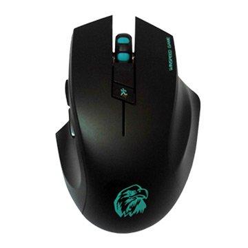 WINTEK 文鎧G10超靜音無線遊戲鼠(黑)