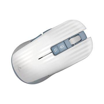 PROBOX hiiri MAC OS專用 AI語音翻譯滑鼠(聲音打字/智能翻譯)(白)