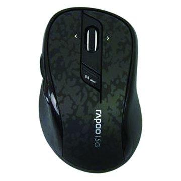 rapoo 雷柏 7100P(黑) 5G無線光學鼠