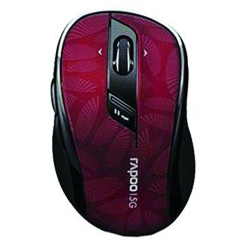 rapoo 雷柏 7100P(紅) 5G無線光學鼠