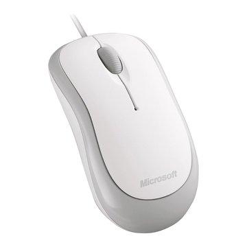 Microsoft 微軟入門光學鯊/USB(海鷗白)