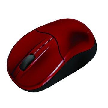 Lexma 紅/M240R 2.4G無線光學滑鼠