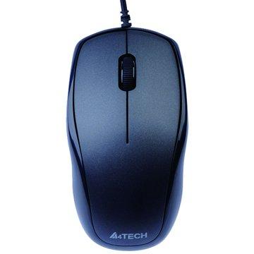 A4 D-320絕塵精準針光鼠/USB(黑)