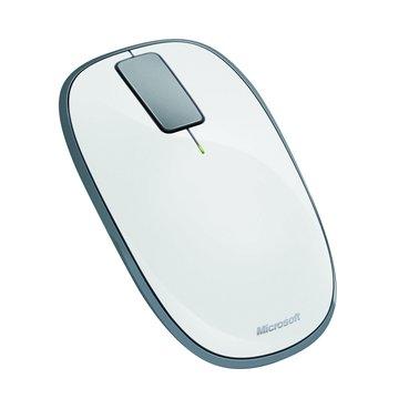 Microsoft 微軟 白/Explor Touch無線鼠