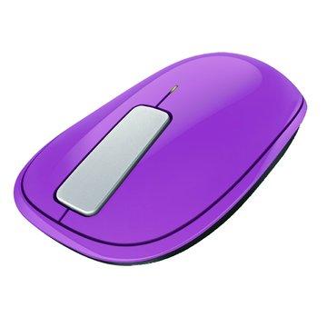 Microsoft 微軟 粉紅/Explor Touch無線鼠