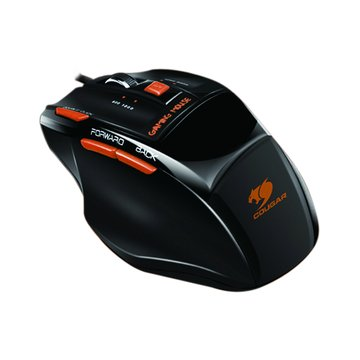 HEC 偉訓 黑/SPEED極掠電競滑鼠/USB
