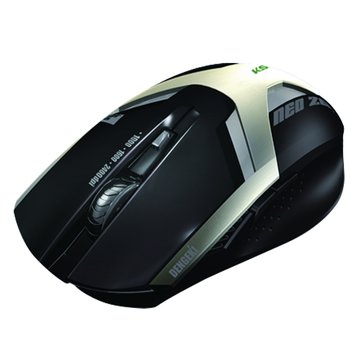 DENGEKI 電擊 金屬/MS-G3鋼彈-剎帝利遊戲滑鼠/USB