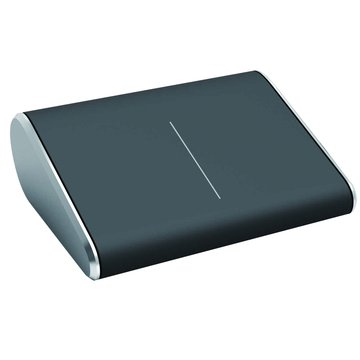 Microsoft 微軟 wedge無線藍芽楔型滑鼠(黑)