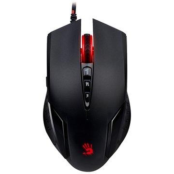 A4 V5 BLOODY血手令遊戲鼠/USB(黑)