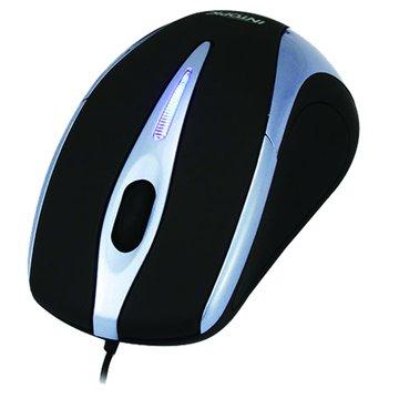 INTOPIC 廣鼎MS-066飛碟光學鼠/USB(藍)