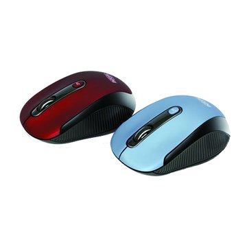 INTOPIC 廣鼎 紅/MSW-360 2.4G無線光學滑鼠